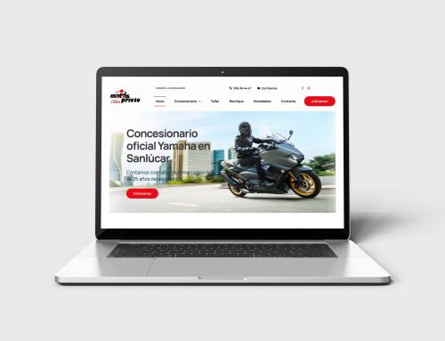 Motos Prieto estrena nueva web para estar más cerca de ti