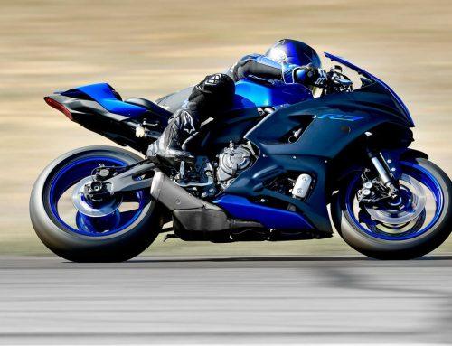 Nueva R7: Supersport de Yamaha de última generación